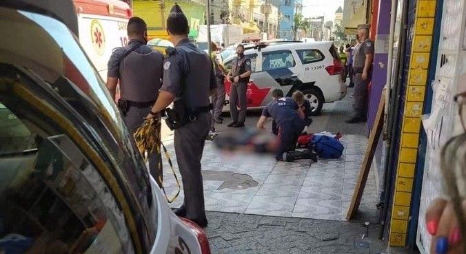 Jovem de 21 anos foi morto em tentativa de assalto no Brás, centro de SP
