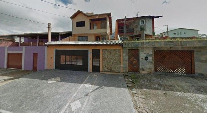 Rua onde Vinicius Cieri teria sido baleado pelo trio