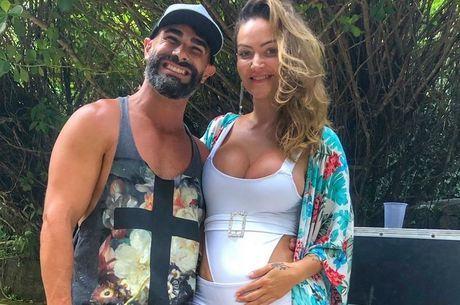 Jorge e Laura serão pais de Jorge Emanuel