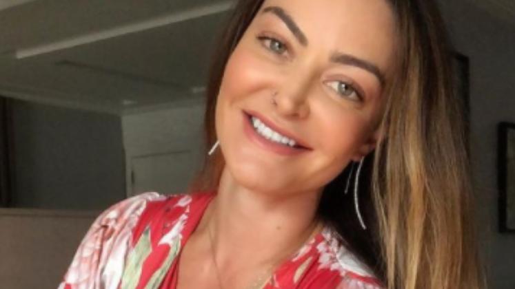 Laura KellerA modelo venceu a primeira edição doPower Couple Brasilquando ainda era casada com Jorge Sousa. Na competição entre casais, Laura mostrou que é boa nas provas