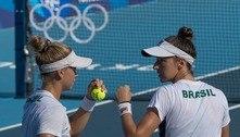 Prazer, medalhista olímpica: rival desconhecia tenista do Brasil