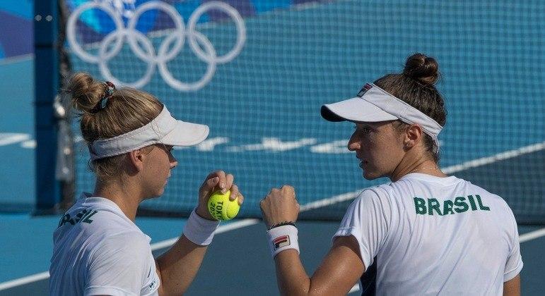 Laura e Luisa ainda estão longe das primeiras posições do ranking feminino de tênis