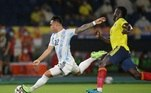 Argentina - Lautaro Martínez (Inter de Milão): Temporada 2020/21: 48 jogos e 19 gols