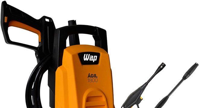 Lavadora Wap de Alta Pressão 1400 W por apenas R$ 318,18