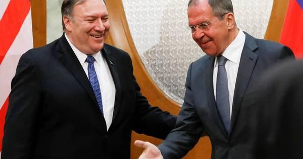 Rússia propõe fim da desconfiança e recuperação de laços com os EUA