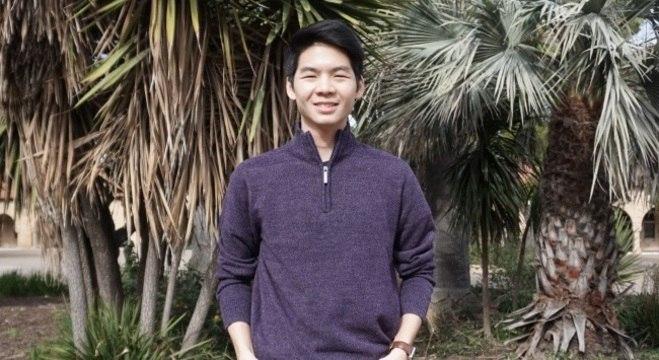 Lawrence Lin Murata, o Law, um jovem talento brasileiro no Vale do Silício