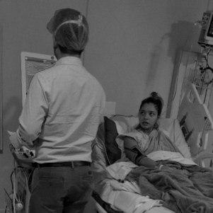 Layla fez desabafo após deixar o hospital