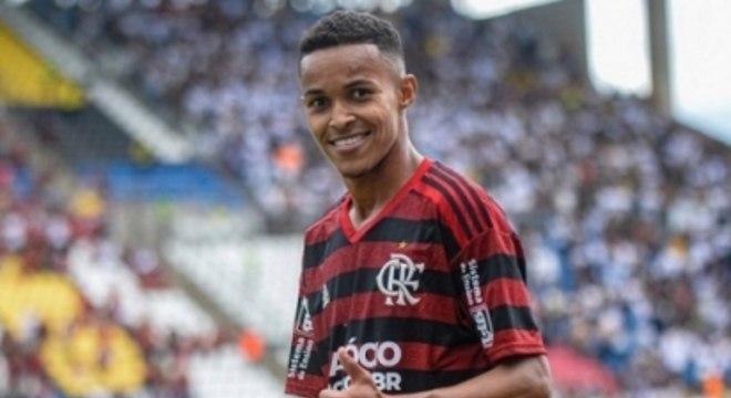 Lázaro foi artilheiro do Brasileirão Sub-17