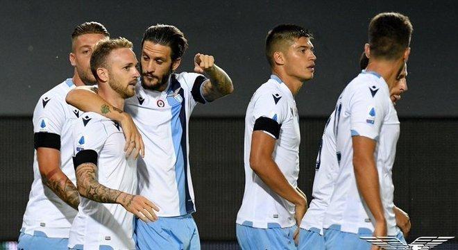Festa precoce, a Lazio 2 X 0 em apenas 11 minutos