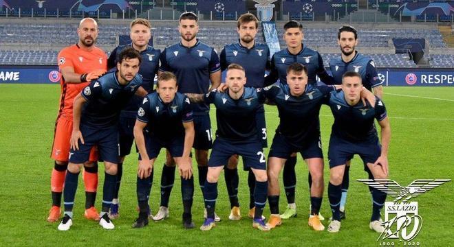 A Lazio da Liga dos Campeões, 3 X 1 no Zenit, com Immobile