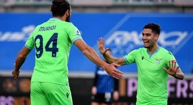 Lazio bate Atalanta, em Bérgamo, pelo Campeonato Italiano