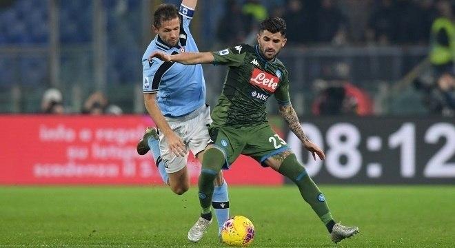 Com 42 pontos, em 3º lugar na tabela, Lazio está na cola dos líderes do Italiano
