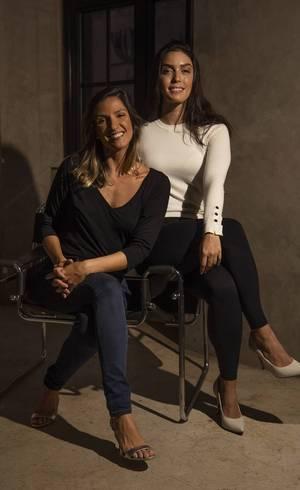 Lazuli Barbosa e Cecília Mamede