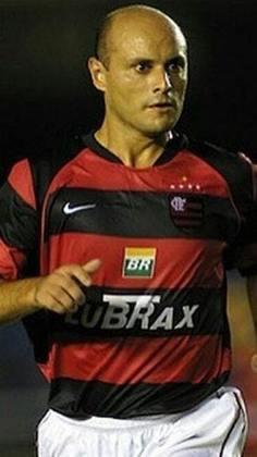 Leandro Ávila ganhou a Mercosul e foi tri carioca pelo Flamengo entre 1999 e 2001, mas sua passagem pelo Palmeiras foi discreta.
