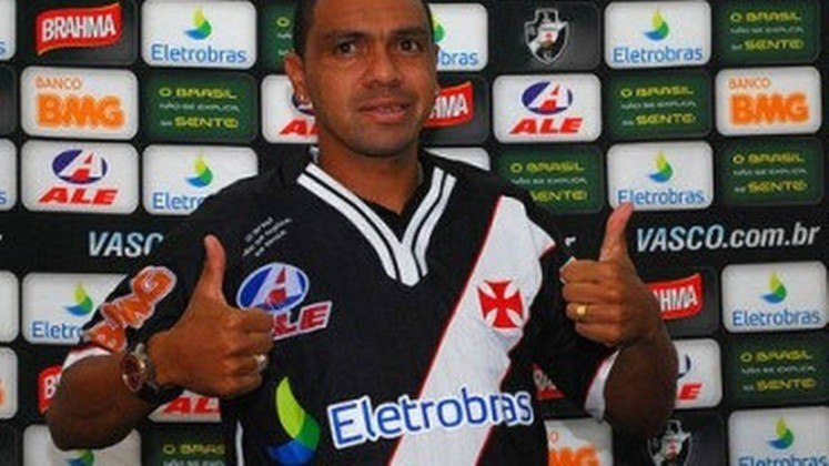 Leandro - Ficou conhecido pela entrega e passou também por equipes como Corinthians, Fluminense e São Paulo. Pelo Gigante da Colina entrou em campo 32 vezes em 2011, e marcou um gol.