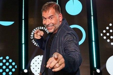 """Leandro Hassum no elenco do """"Comedy Central Apresenta"""""""