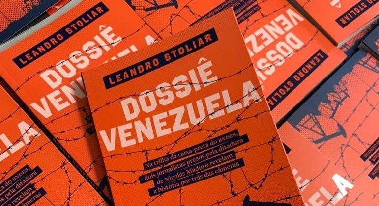 A pré-venda de Dossiê Venezuela já está disponível para compra na internet