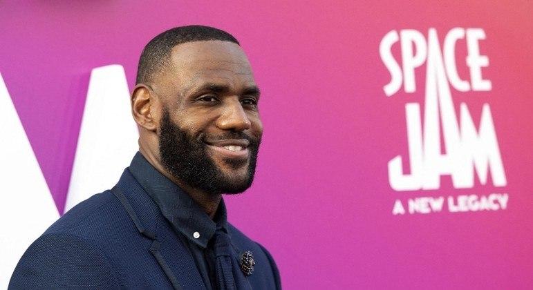 LeBron James: o primeiro atleta da NBA a ganhar US$ 1 bilhão enquanto ainda joga