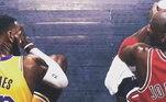 ExemploDesde a morte de Kobe Bryant, um dos grandes jogadores da NBA, LeBron busca mostra tomar à frente e ser um exemplo para a próxima geração. Assim como ele se espelhou em Bill Russel,Kareem Abdul-Jabbar e Michael Jordan, o astro do Lakers quer ser o