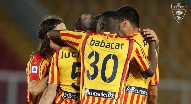 Lecce 2 X 1 Lazio