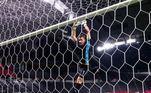 JeremíasLedesma(Argentina)A seleção argentina levou apenas um jogador acima da idade olímpica para os Tóquio 2020: o goleiroLedesma. Aos 28 anos, ele atuou a maior parte da carreira no Rosário Central, da Argentina, mas atualmente defende oCádiz, da Espanha