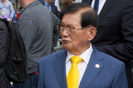 Lee Man-hee, fundador da seita