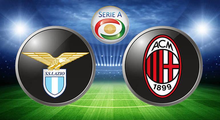 Lazio X Milan, o clássico da rodada 33