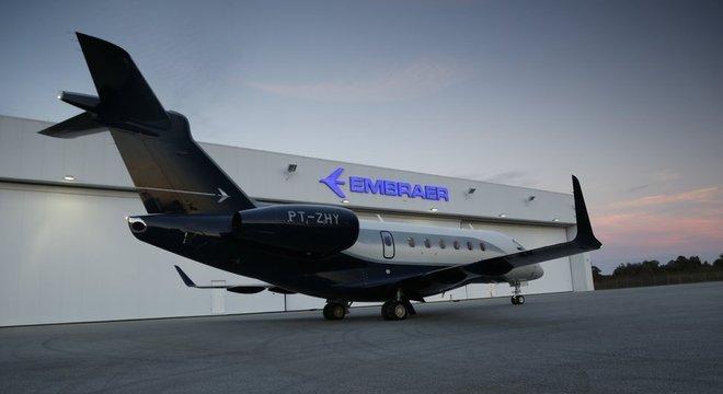 Embraer foi privatizada em 1994, no fim do governo Itamar Franco | Foto: Embraer