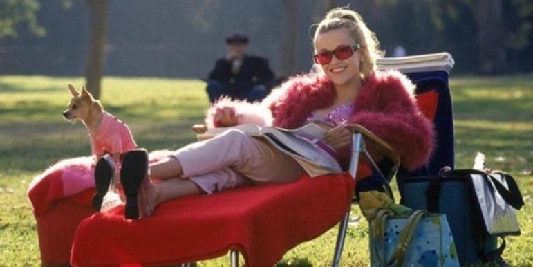 Legalmente Loira: o icônico filme todo cor de rosa que mostra uma patricinha na Universidade de Harvard completou duas décadas neste ano. Na comemoração de 15 anos, a atriz que dá vida à Elle Woods, Reese Witherspoon, disse que as pessoas ainda pedem para ela repetir os gestos da protagonista, mesmo depois de tantos anos