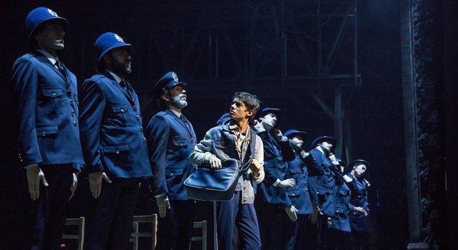Produtores dizem que valores são necessários para financiar montagens à altura da Broadway
