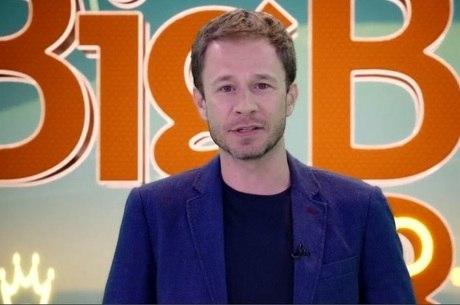Tiago Leifert é o apresentador do programa