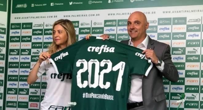 Projeto de Galiotte é passar Palmeiras para a mãos de Leila. Time tem de ser campeão