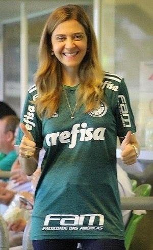 Leira Pereira, presidente da Crefisa