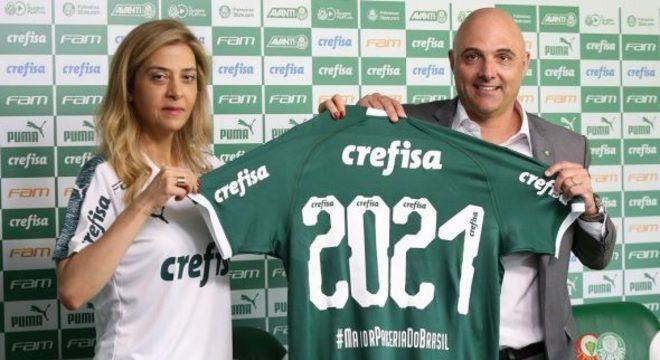 Palmeiras de Galiotte se torna mais dependente da grana de Leia Pereira