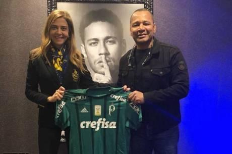 Leila: interesse em Neymar garoto propaganda