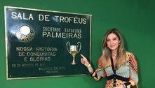 Por medo de derrota vexatória, Gianinni desiste. Leila será a nova presidente do Palmeiras