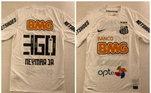 Tem essa camisa comemorativa do centenário do Santos, usada por Neymar. O lance mínimo é de R$ 750