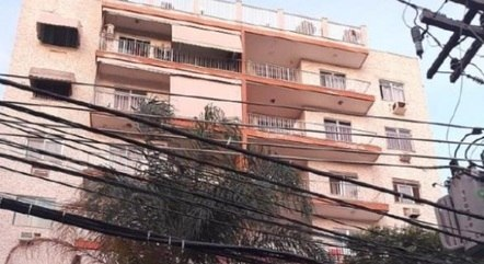 Apartamento de dois quartos, em Jacarepaguá