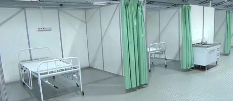 Hospital de campanha de Cotia será inaugurado com 50 leitos para covid-19