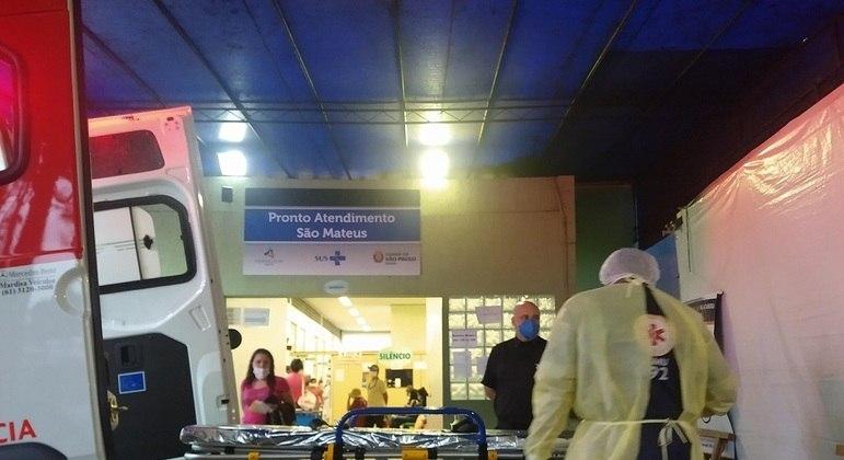 SP: Hospital Vila Penteado passa a atender só pacientes com covid-19
