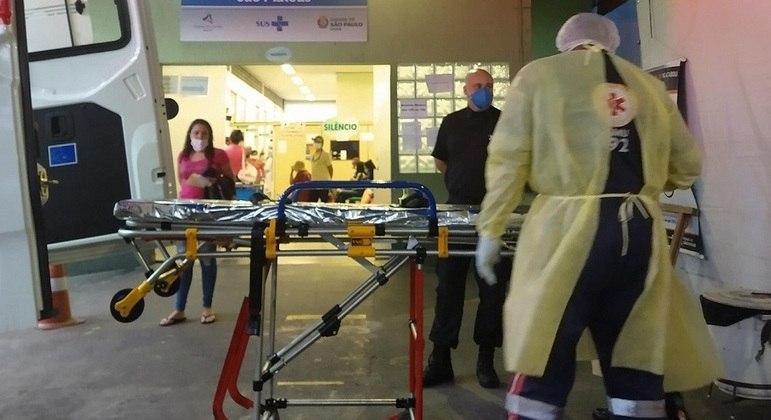 Em meio a falta de leitos, hospital da Vila Penteado irá atender somente pacientes com covid