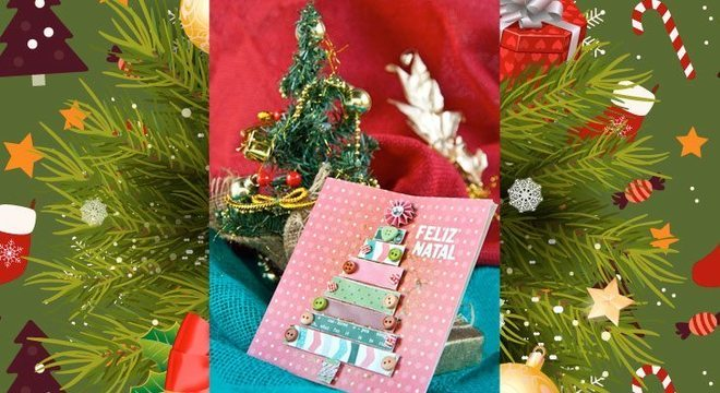 Lembrancinhas de Natal: 10 ideias criativas e baratas para fazer em casa