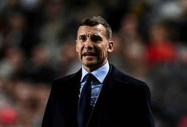 Lenda do futebol ucraniano, Andriy Schevchenko, vencedor da Bola de Ouro de 2004, assumiu o cargo de treinador da seleção da Ucrânia em 2016. O ex-jogador busca formar um time capaz de surpreender na Eurocopa em 2021