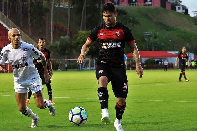 Léo Ceará (Vitória) - Ajudando o Vitória a se afastar da zona de rebaixamento da Série B, Léo Ceará é um dos artilheiros da competição. O atacante já marcou sete gols e deu uma assistência
