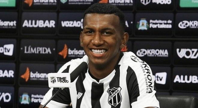 Léo Chú - 20 anos - Ceará - Valor de mercado: € 100 mi (R$ 639 mil)