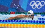 Léo de Deus termina em 6º e fica sem medalha nos 200m borboleta.Dono do 2º melhor tempo na semifinal, brasileiro não repetiu o bom desempenho na final.