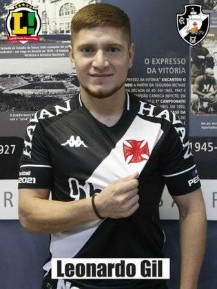 Léo Gil - 6,0 - No primeiro tempo, foi envolvido pela marcação do Fortaleza e não conseguiu render o esperado. No entanto, melhorou na etapa final e foi o jogador mais lúcido do meio-campo vascaíno.