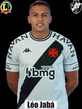 Léo Jabá - sem nota - Entrou no fim e não teve tempo de ajudar a equipe.