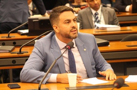 Na imagem, deputado federal Léo Moraes (Pode-RO)