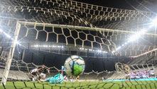 Corinthians vibrante. Ganhou o direito a sonhar pela Libertadores
